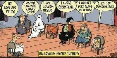 Happy Halloween – Don't lose your mind ;)